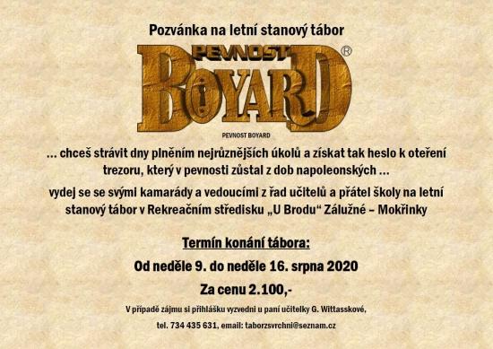 Tábor 2020 Plakát FIN